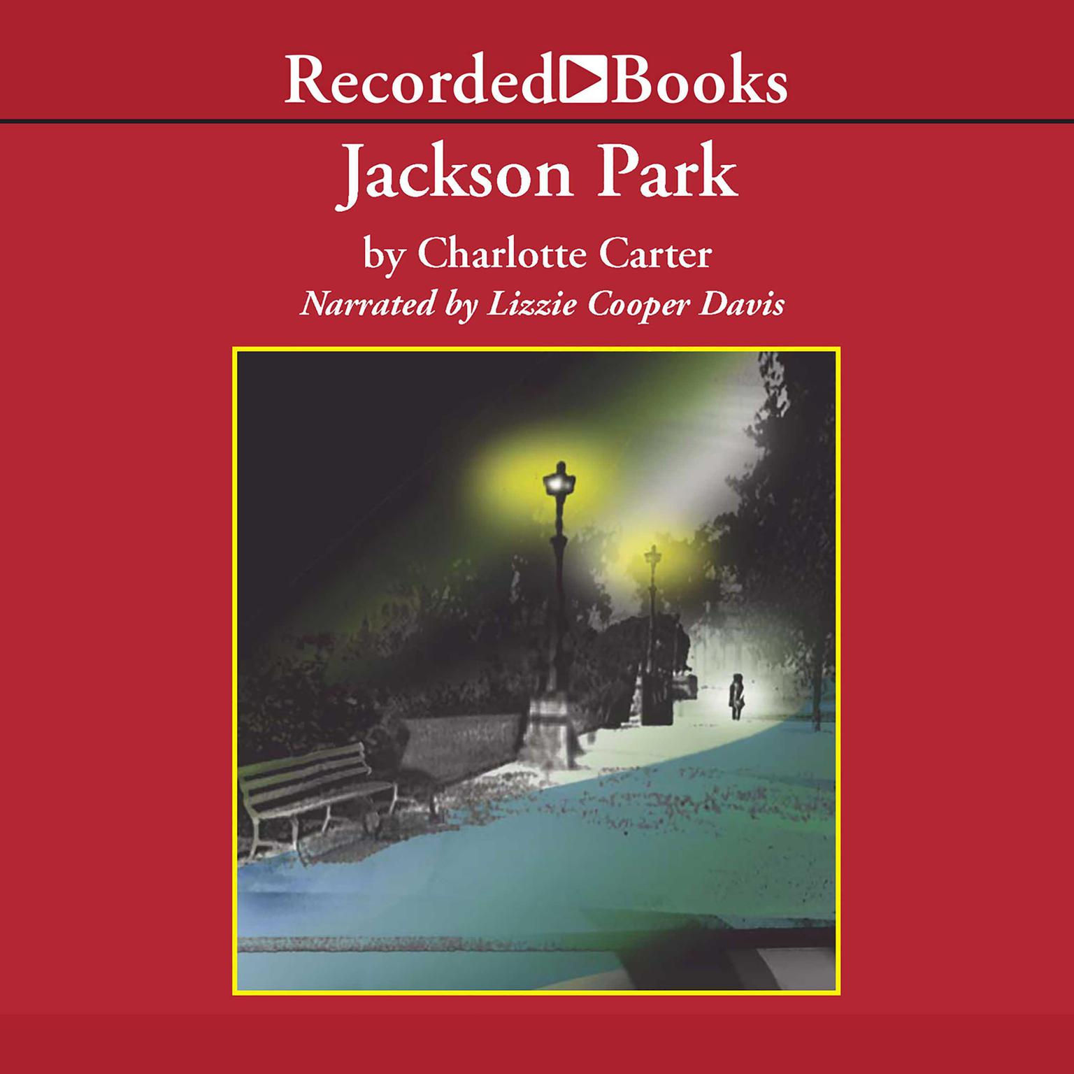 Printable Jackson Park Audiobook Cover Art