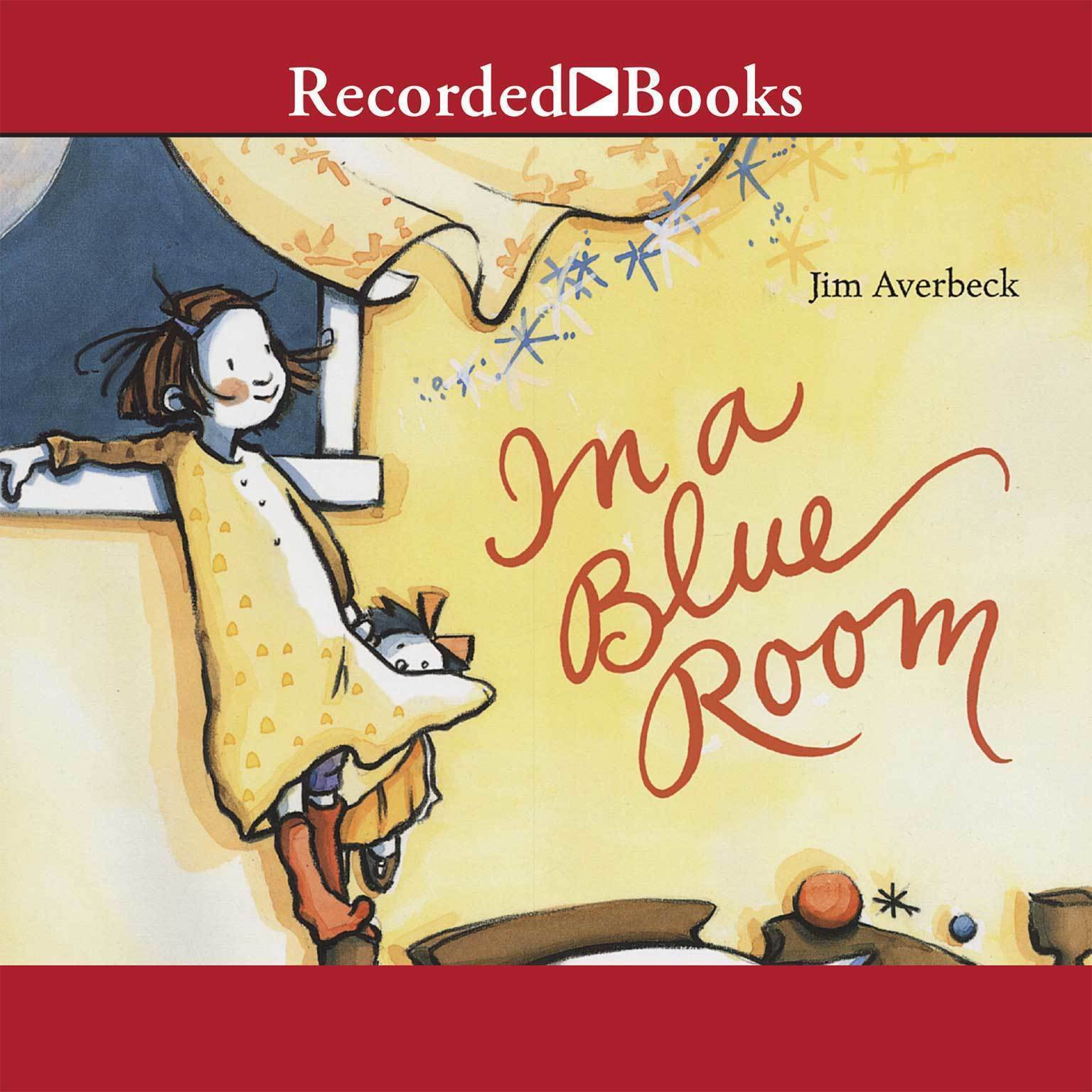 Printable In a Blue Room Audiobook Cover Art