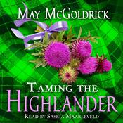 Taming the Highlander, by May McGoldrick