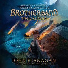 The Caldera Audiobook, by John Flanagan
