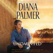 Undaunted: A Western Romance Novel Audiobook, by Diana Palmer