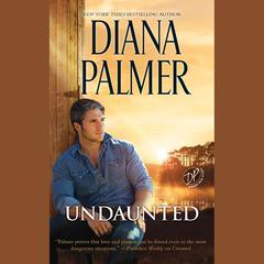 Undaunted: A Western Romance Novel Audiobook, by Diana Palmer