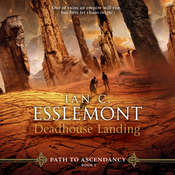 Deadhouse Landing Audiobook, by Ian C. Esslemont