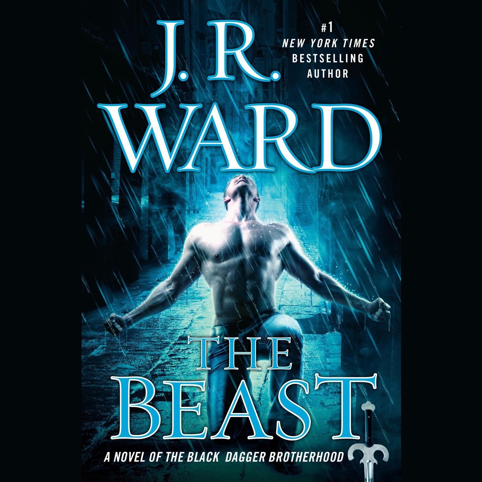 Printable The Beast: A Novel of the Black Dagger Brotherhood Audiobook Cover Art