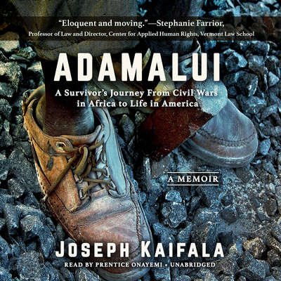 Adamalui: A Survivor's Journey from Civil Wars in Africa to Life in America Audiobook, by Joseph Kaifala