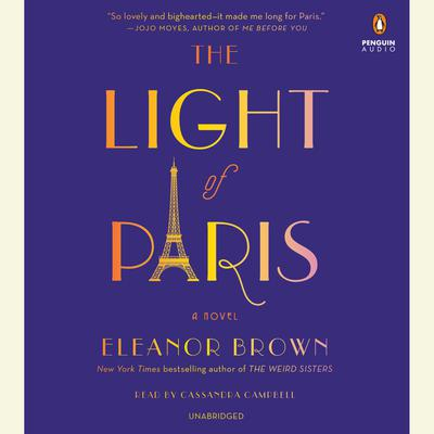The Light of Paris Audiobook, by Eleanor Brown