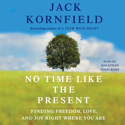 No Time Like the Present: Finding Freedom, Love, and Joy Right Where You Are Audiobook, by