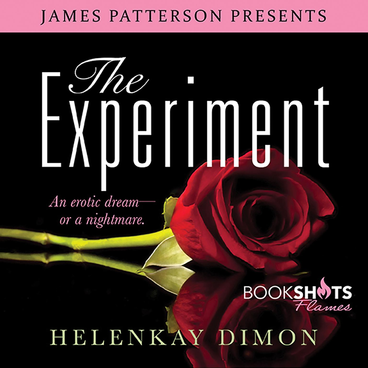 Printable The Experiment Audiobook Cover Art