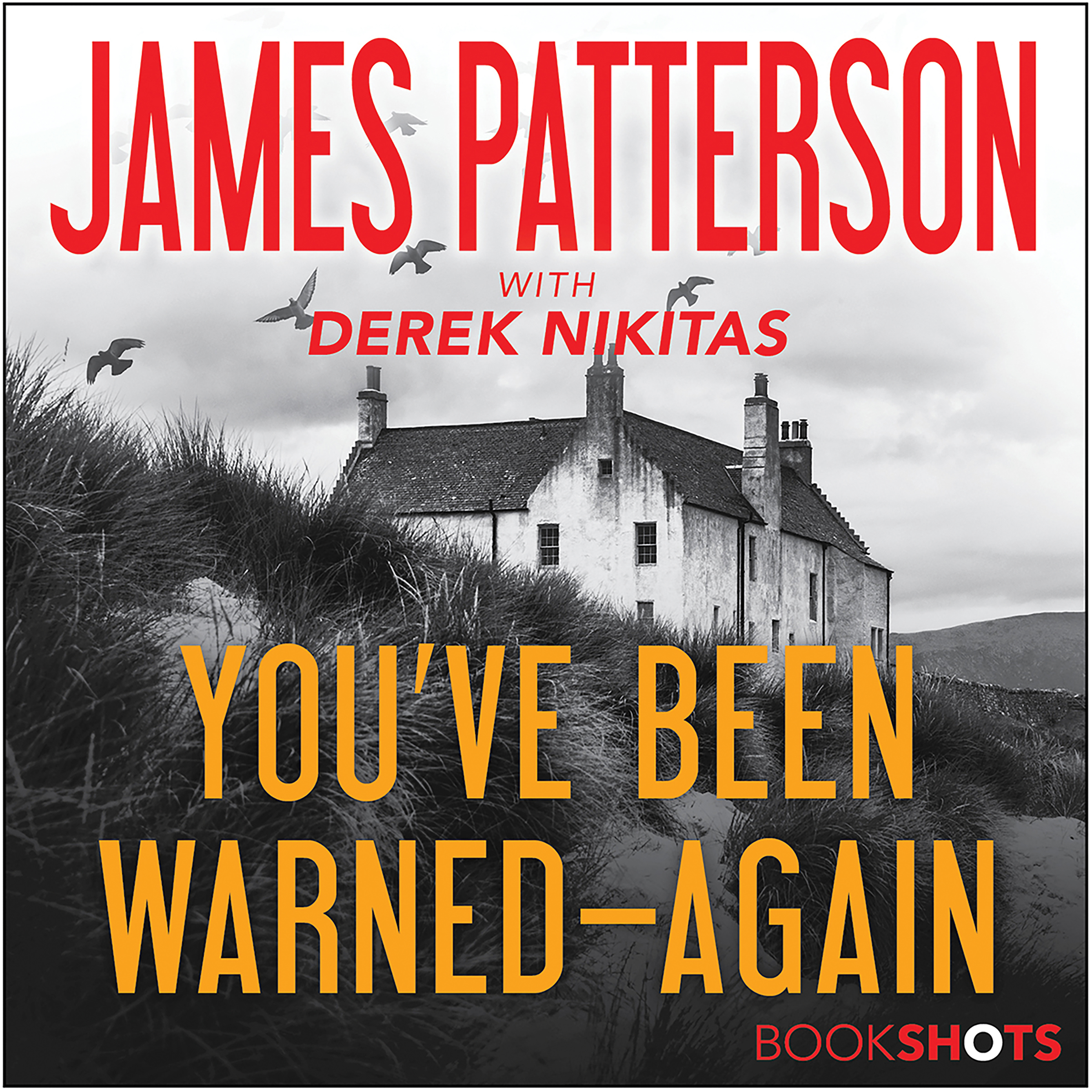 Printable You've Been Warned—Again Audiobook Cover Art