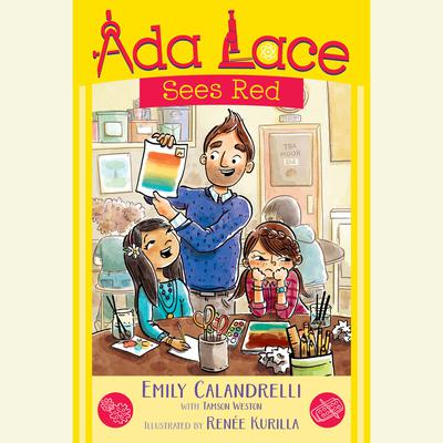 Ada Lace Sees Red Audiobook, by Emily Calandrelli
