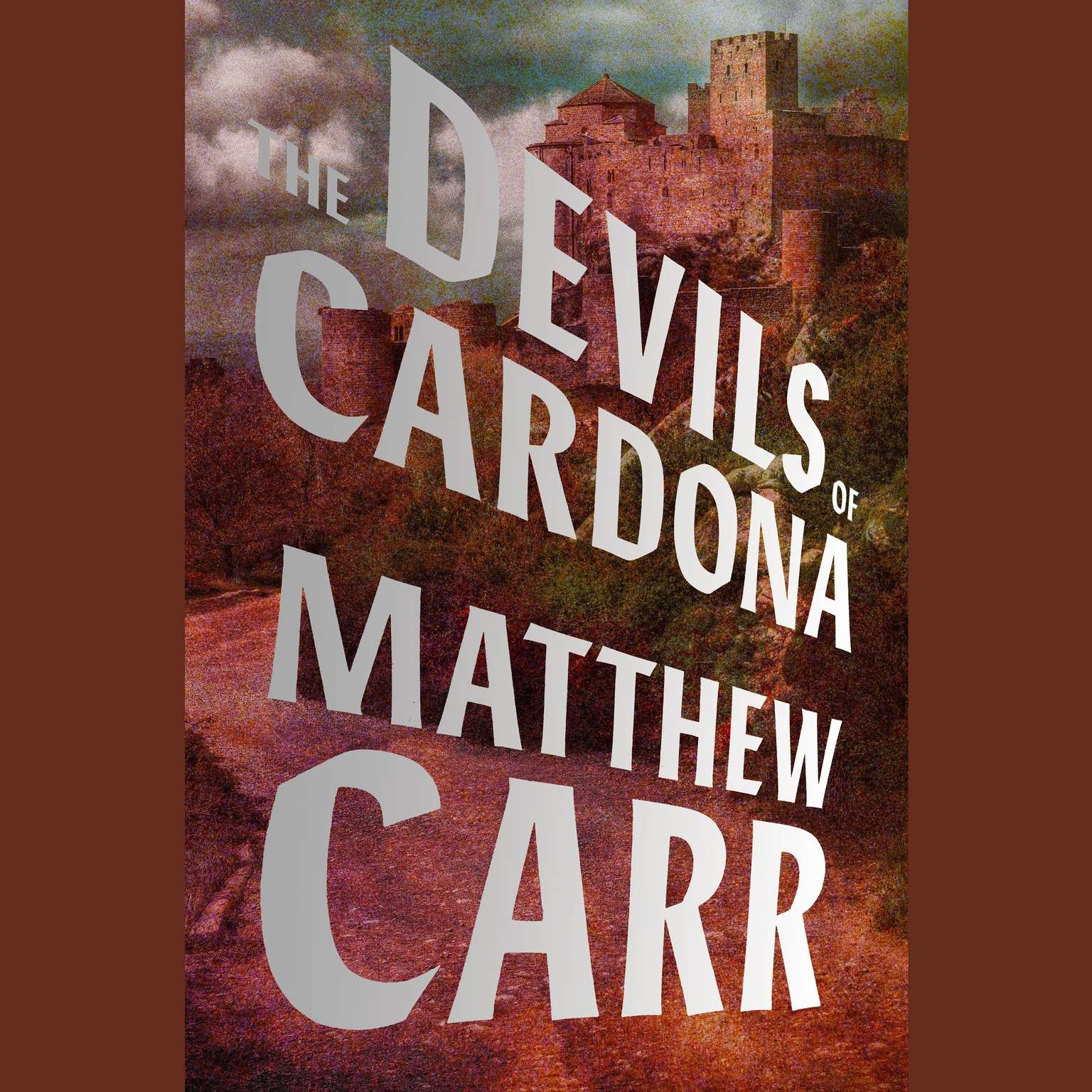Printable The Devils of Cardona Audiobook Cover Art
