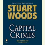 Capital Crimes Audiobook, by Stuart Woods