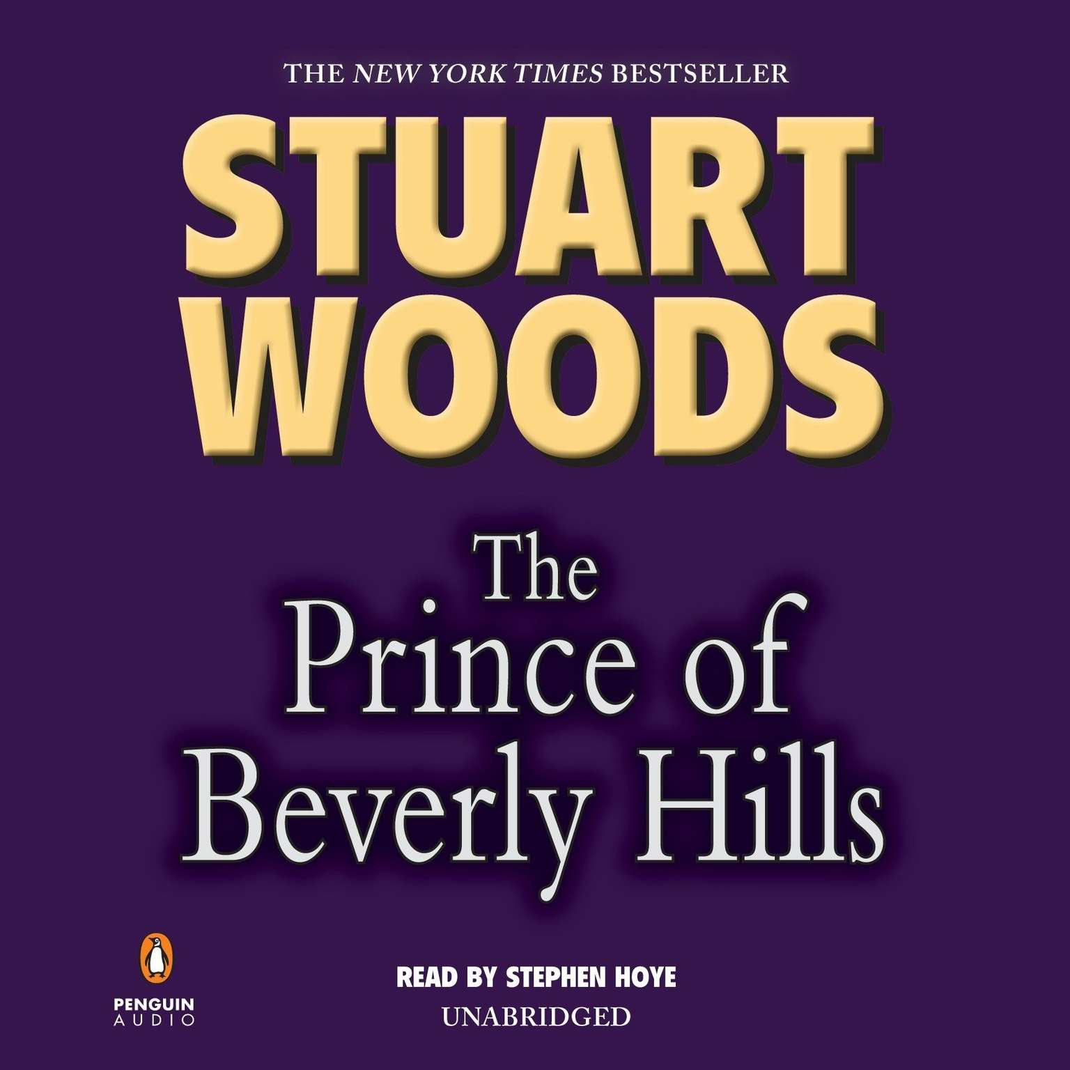 Printable The Prince of Beverly Hills Audiobook Cover Art