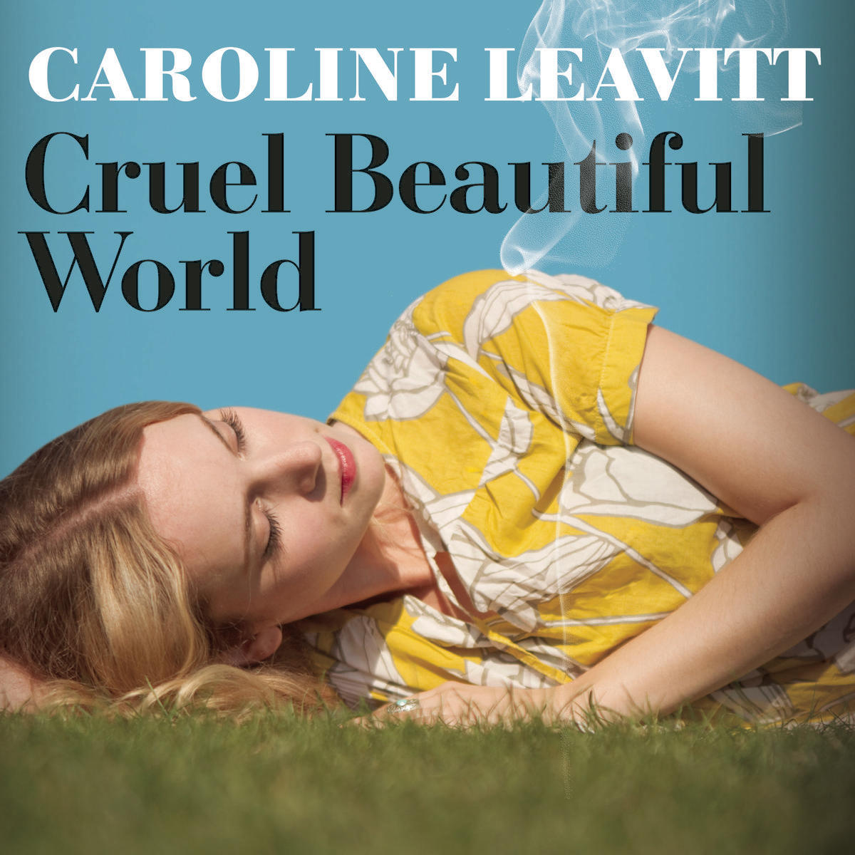 Printable Cruel Beautiful World Audiobook Cover Art