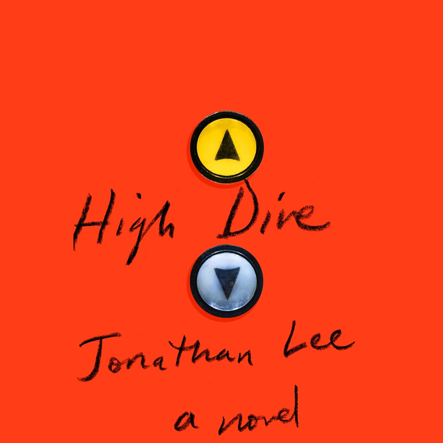 Printable High Dive Audiobook Cover Art