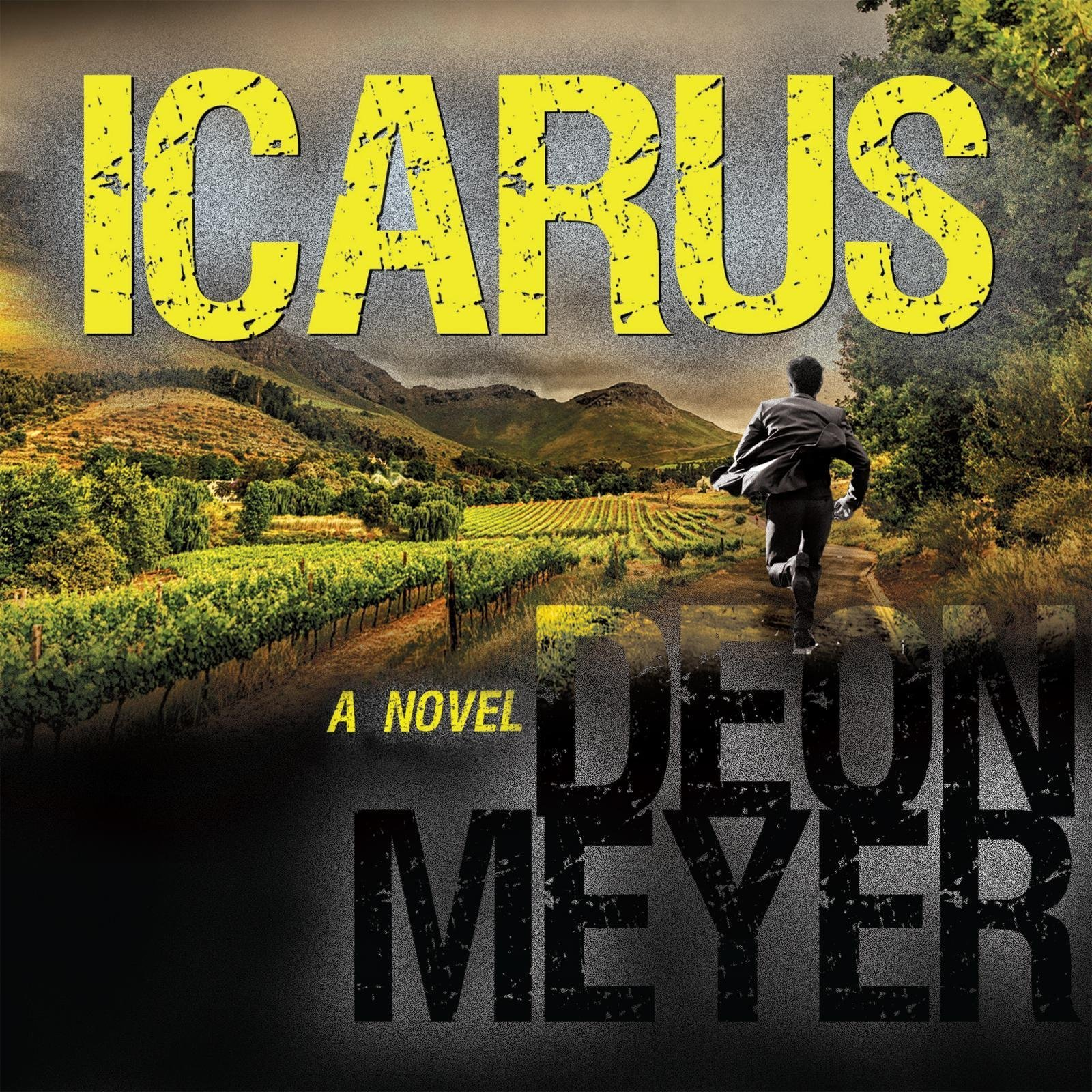 Printable Icarus Audiobook Cover Art