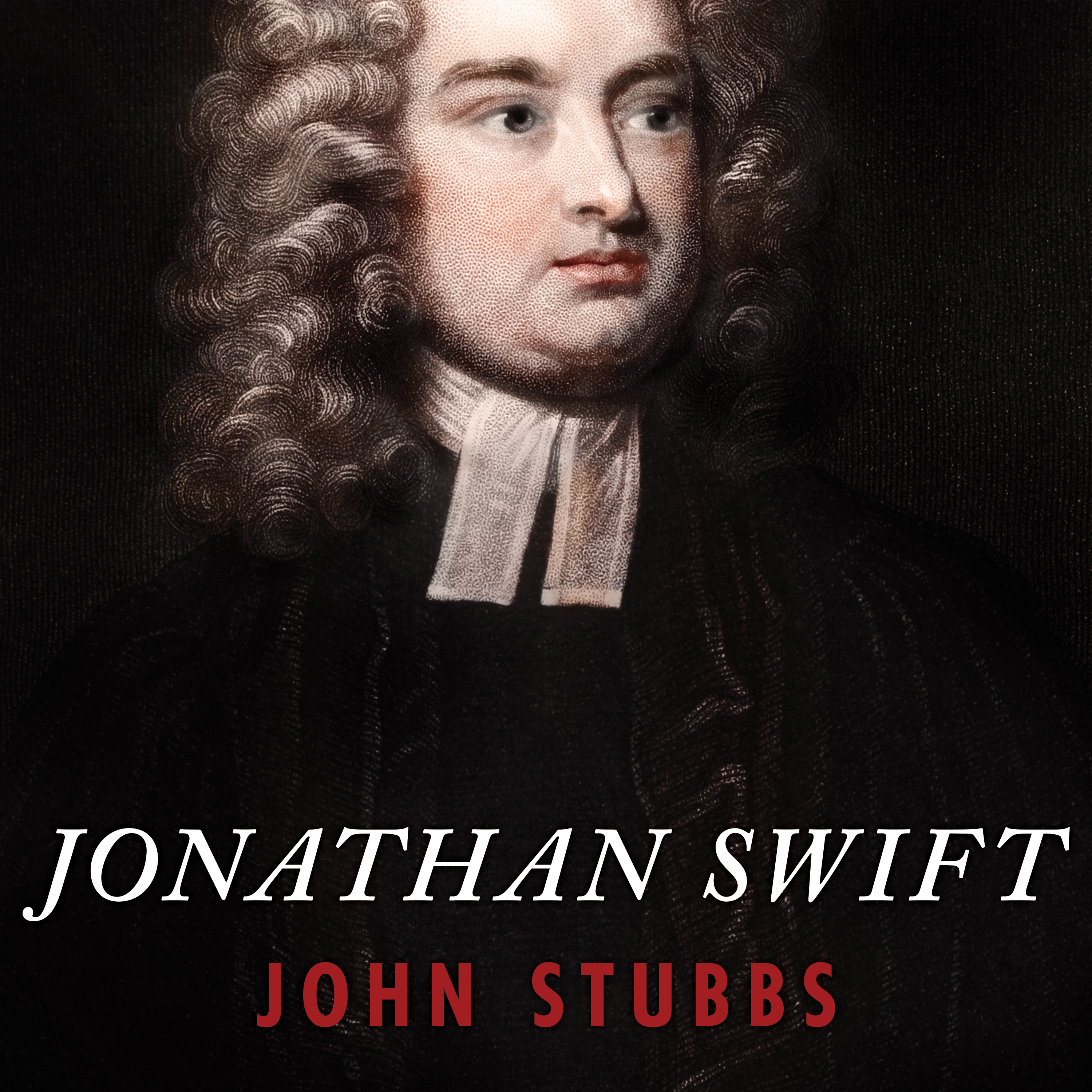 Printable Jonathan Swift: The Reluctant Rebel Audiobook Cover Art