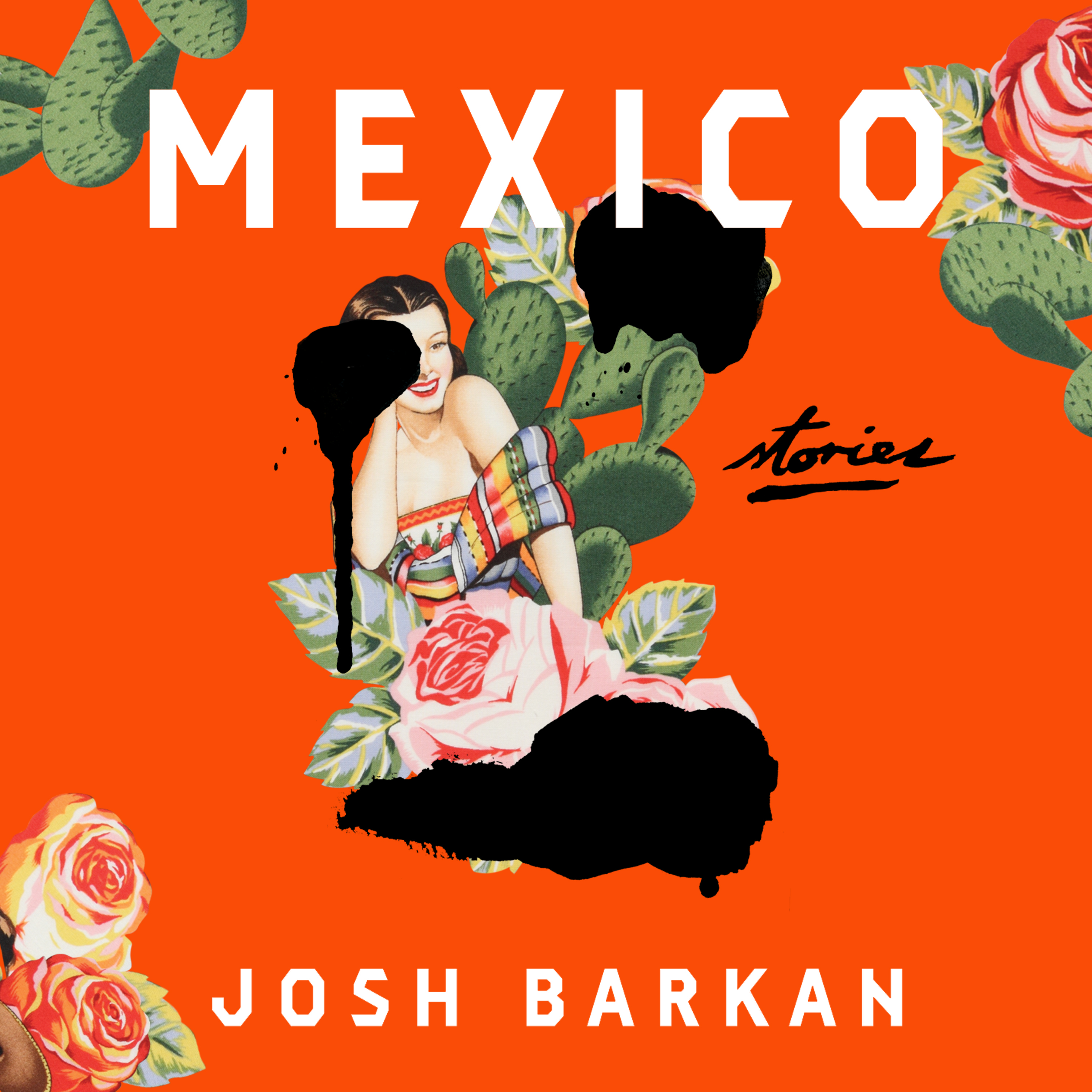 Printable Mexico: Stories Audiobook Cover Art