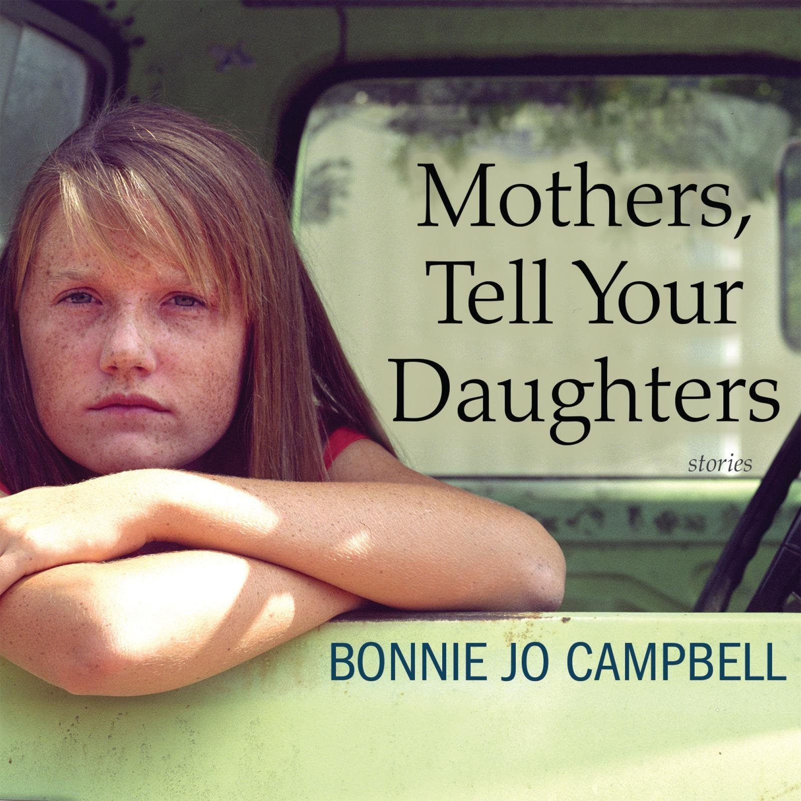 Printable Mothers, Tell Your Daughters: Stories Audiobook Cover Art