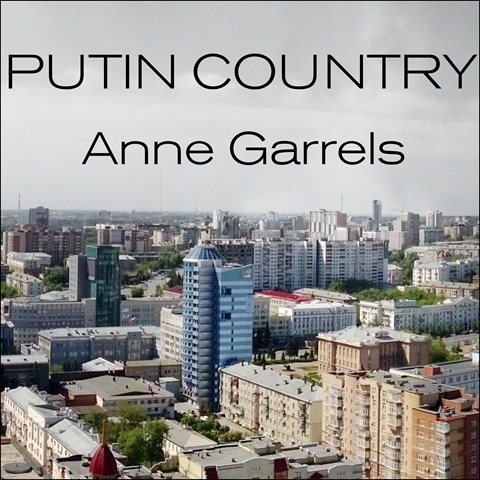Printable Putin Country: A Journey Into the Real Russia Audiobook Cover Art