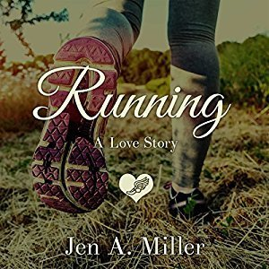 Printable Running: A Love Story Audiobook Cover Art