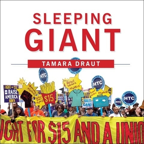 Printable Sleeping Giant: How the New Working Class Will Transform America Audiobook Cover Art