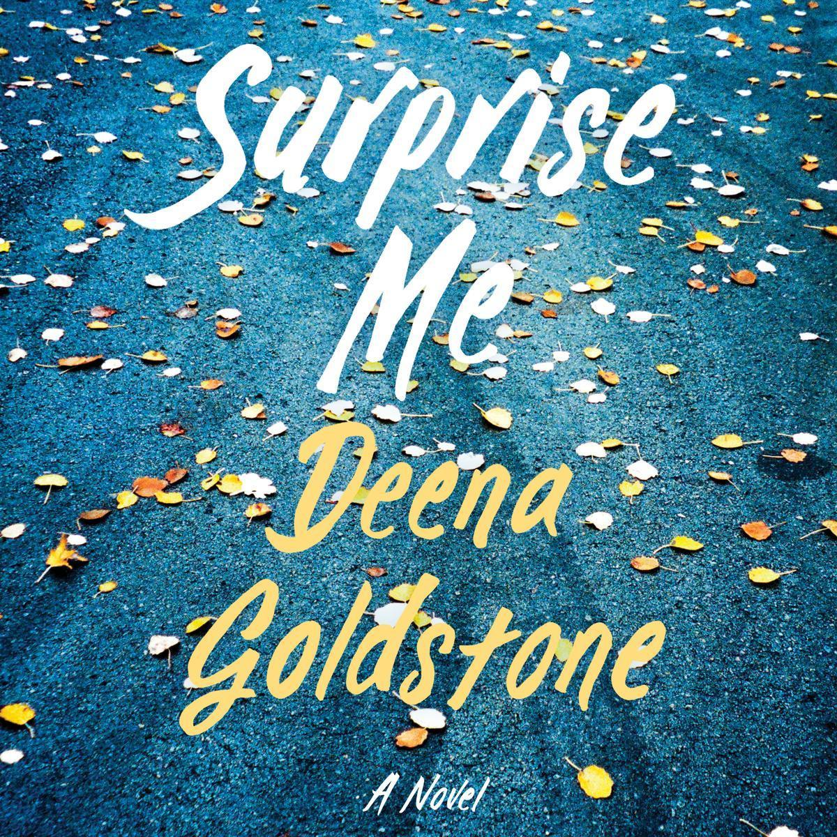 Printable Surprise Me Audiobook Cover Art