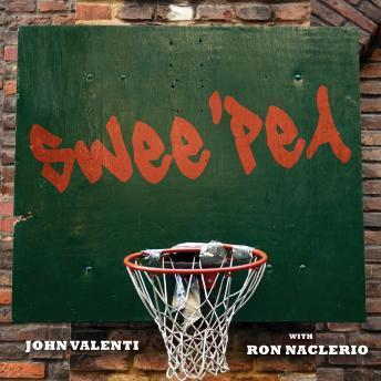 Printable Swee'pea: The Story of Lloyd Daniels and Other Playground Basketball Legends Audiobook Cover Art