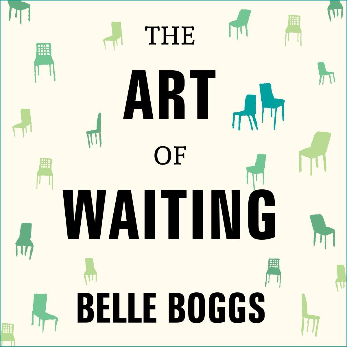 Printable The Art of Waiting: On Fertility, Medicine, and Motherhood Audiobook Cover Art