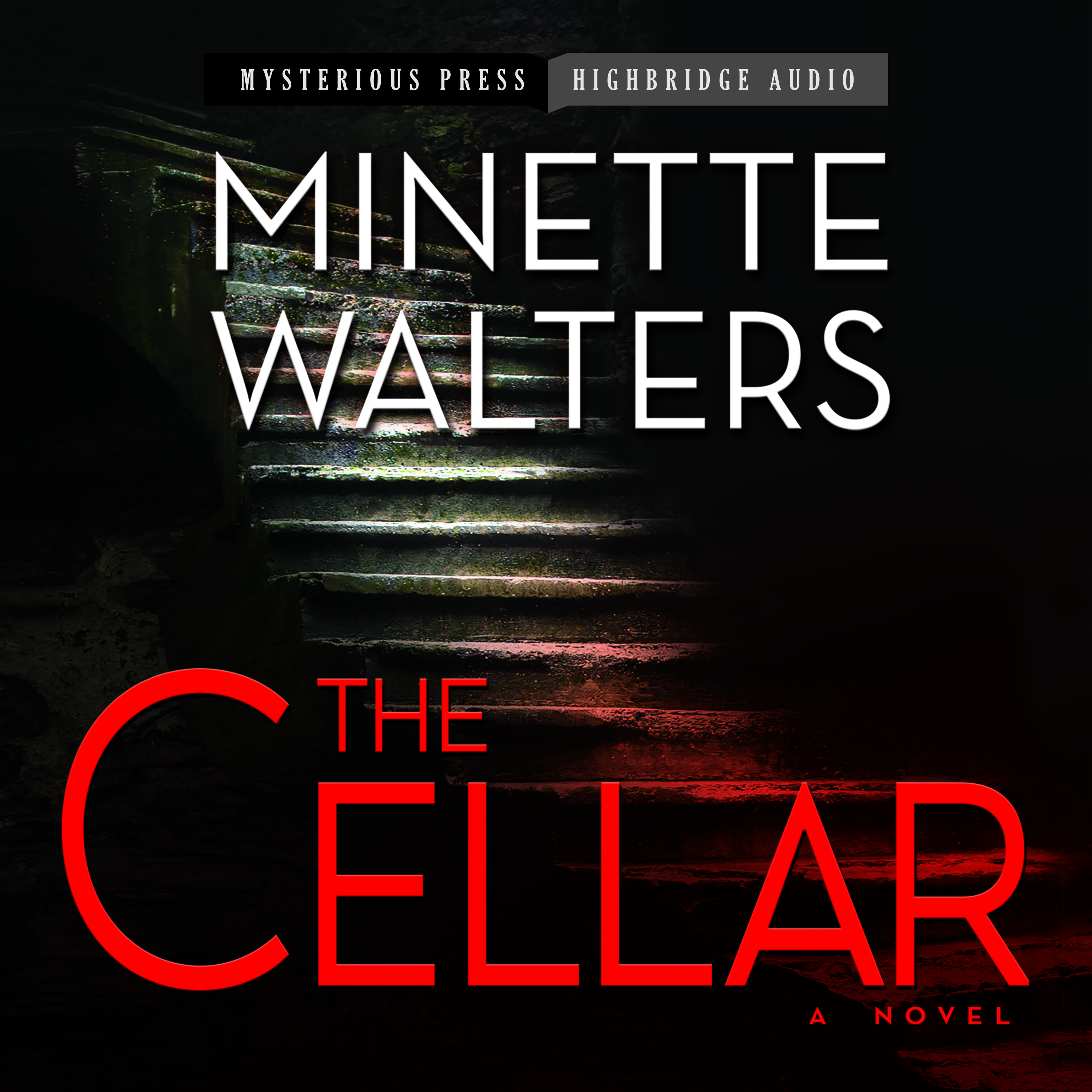Printable The Cellar Audiobook Cover Art