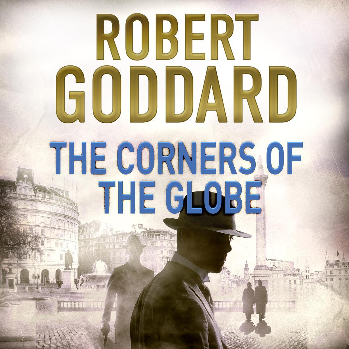 Printable The Corners of the Globe: A James Maxted Thriller Audiobook Cover Art