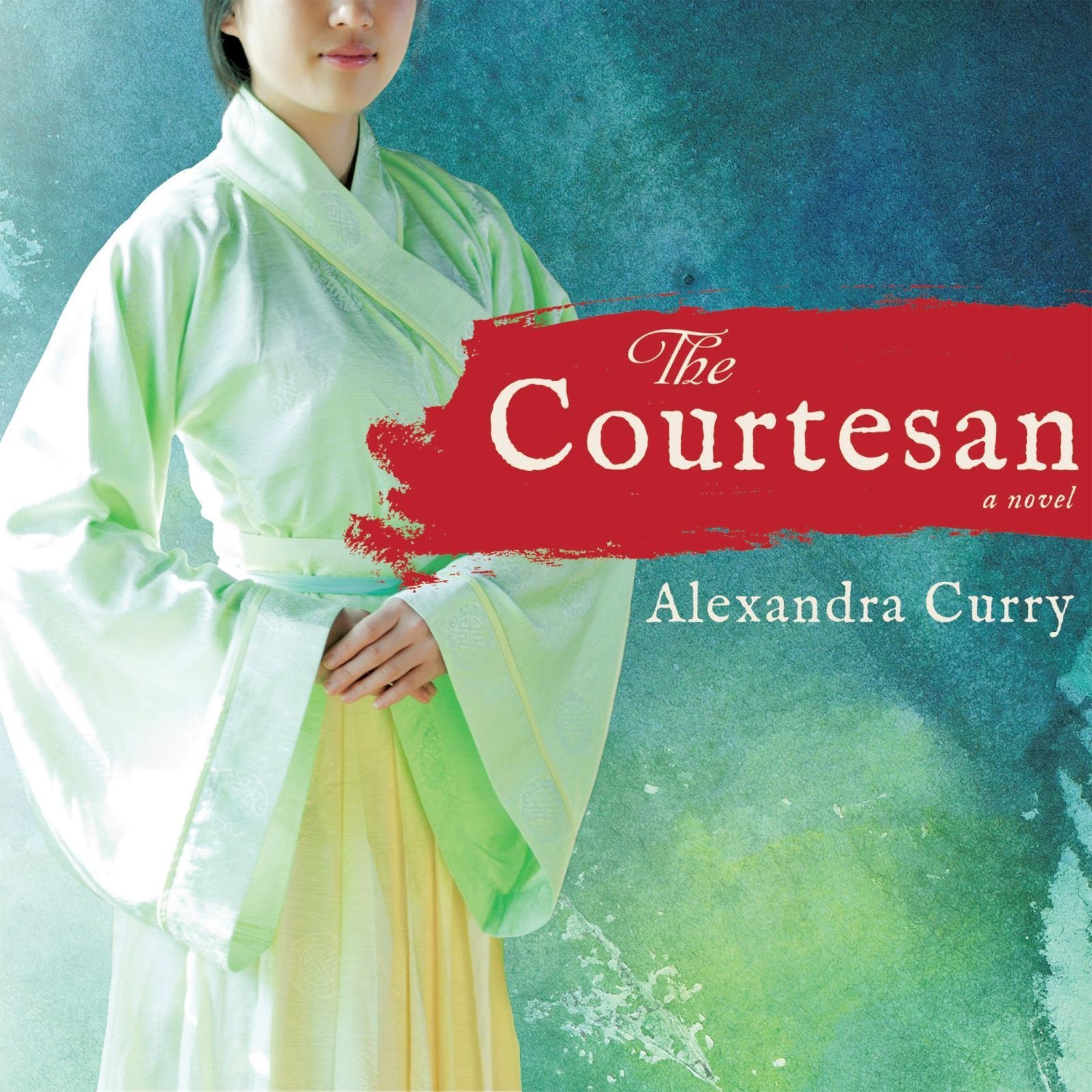 Printable The Courtesan Audiobook Cover Art