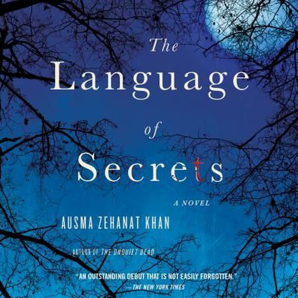 Printable The Language of Secrets Audiobook Cover Art
