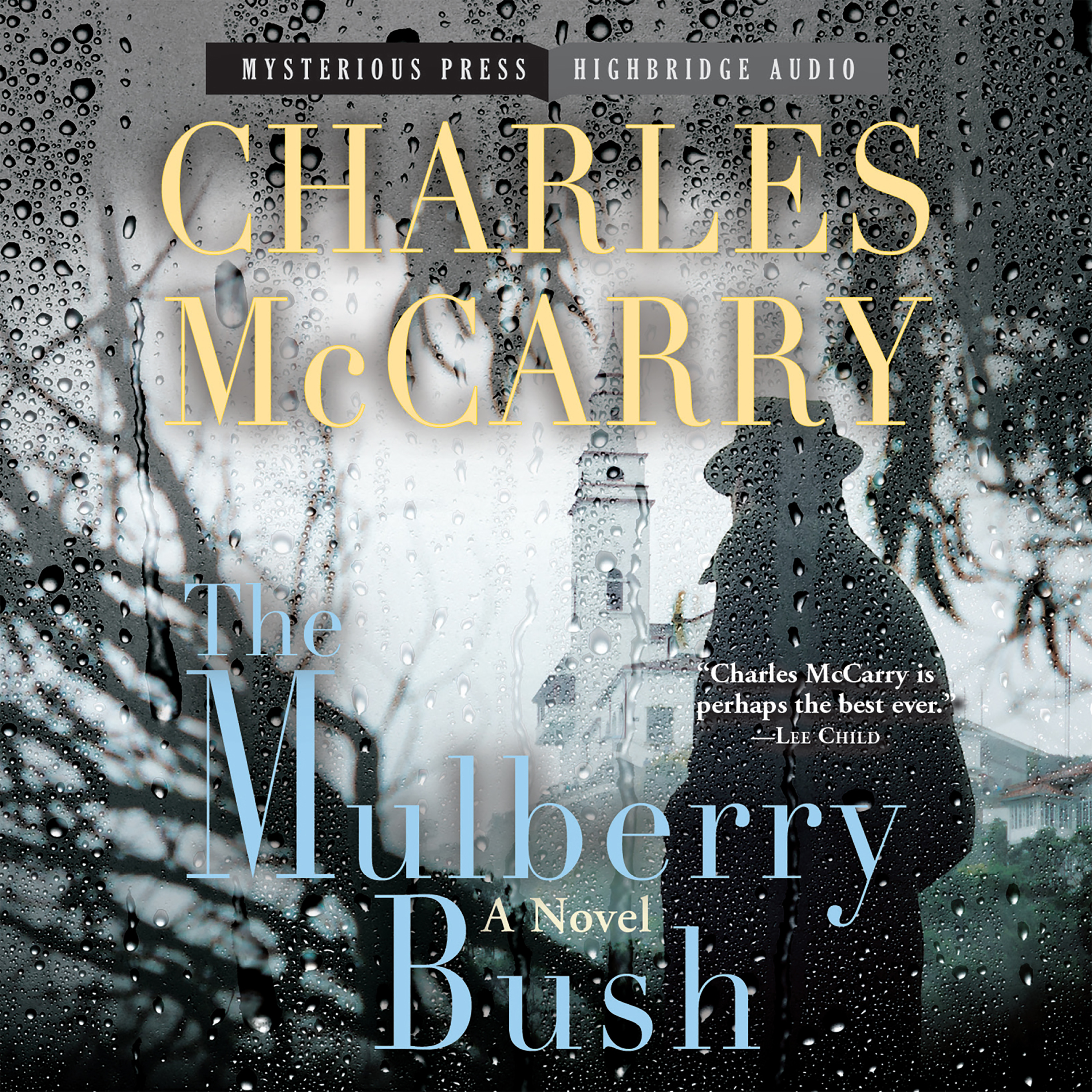 Printable The Mulberry Bush Audiobook Cover Art