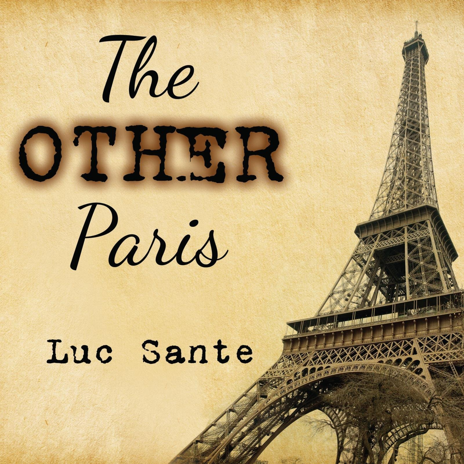 Printable The Other Paris Audiobook Cover Art