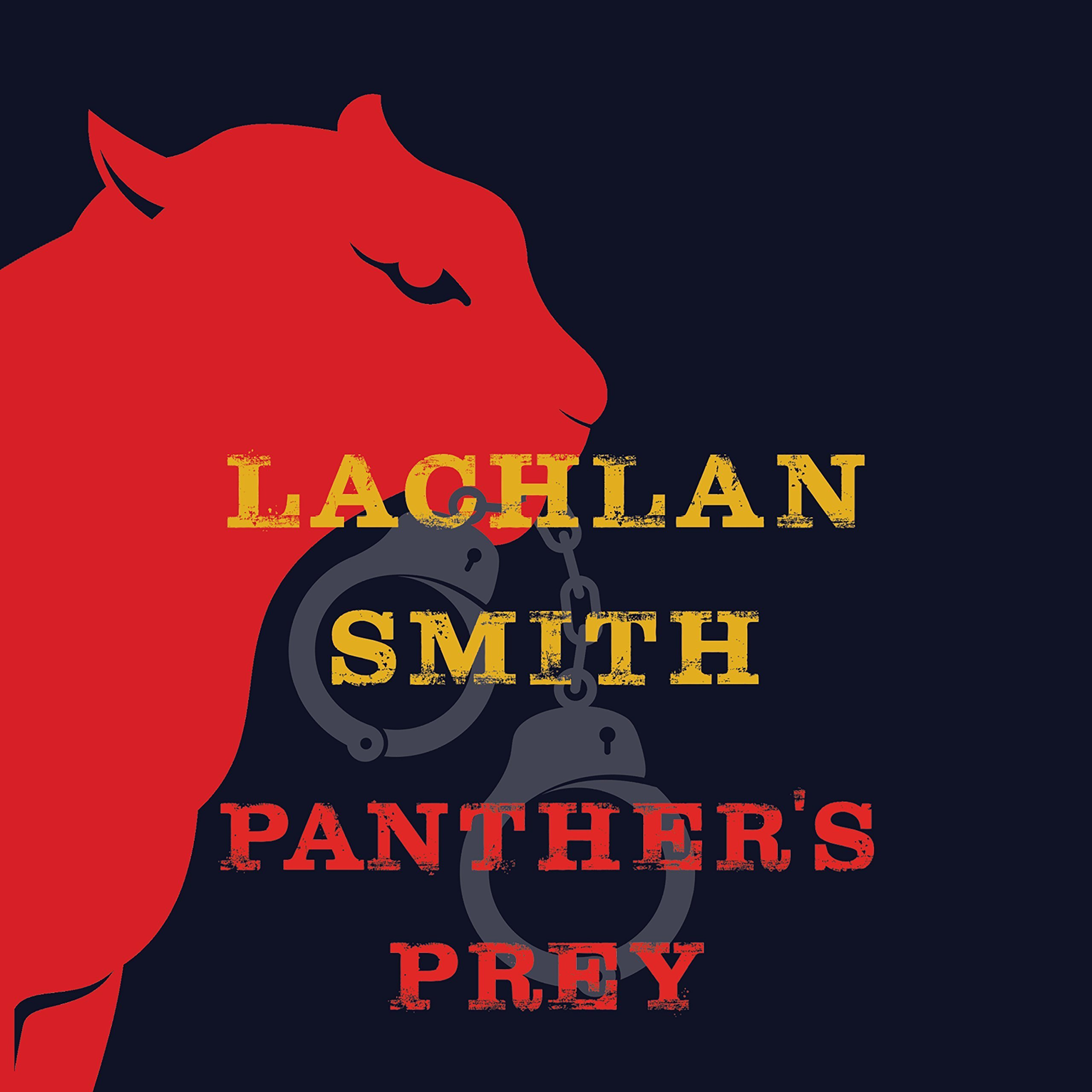 Printable The Panther's Prey Audiobook Cover Art