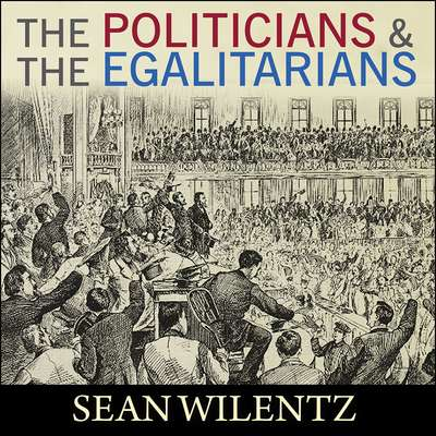 The Politicians and the Egalitarians: The Hidden History of American Politics Audiobook, by Sean Wilentz