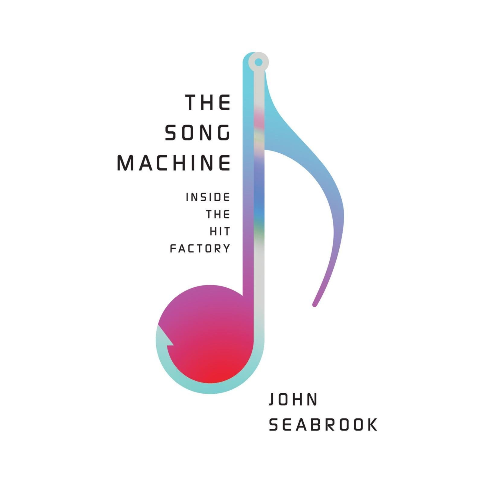 Printable The Song Machine: Inside the Hit Factory Audiobook Cover Art