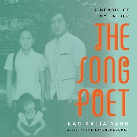 Printable The Song Poet: A Memoir of My Father Audiobook Cover Art