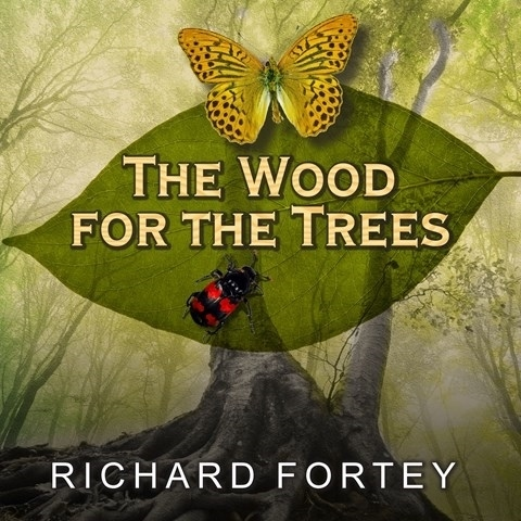 Printable The Wood for the Trees: One Man's Long View of Nature Audiobook Cover Art