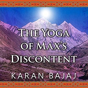 Printable The Yoga of Max's Discontent Audiobook Cover Art