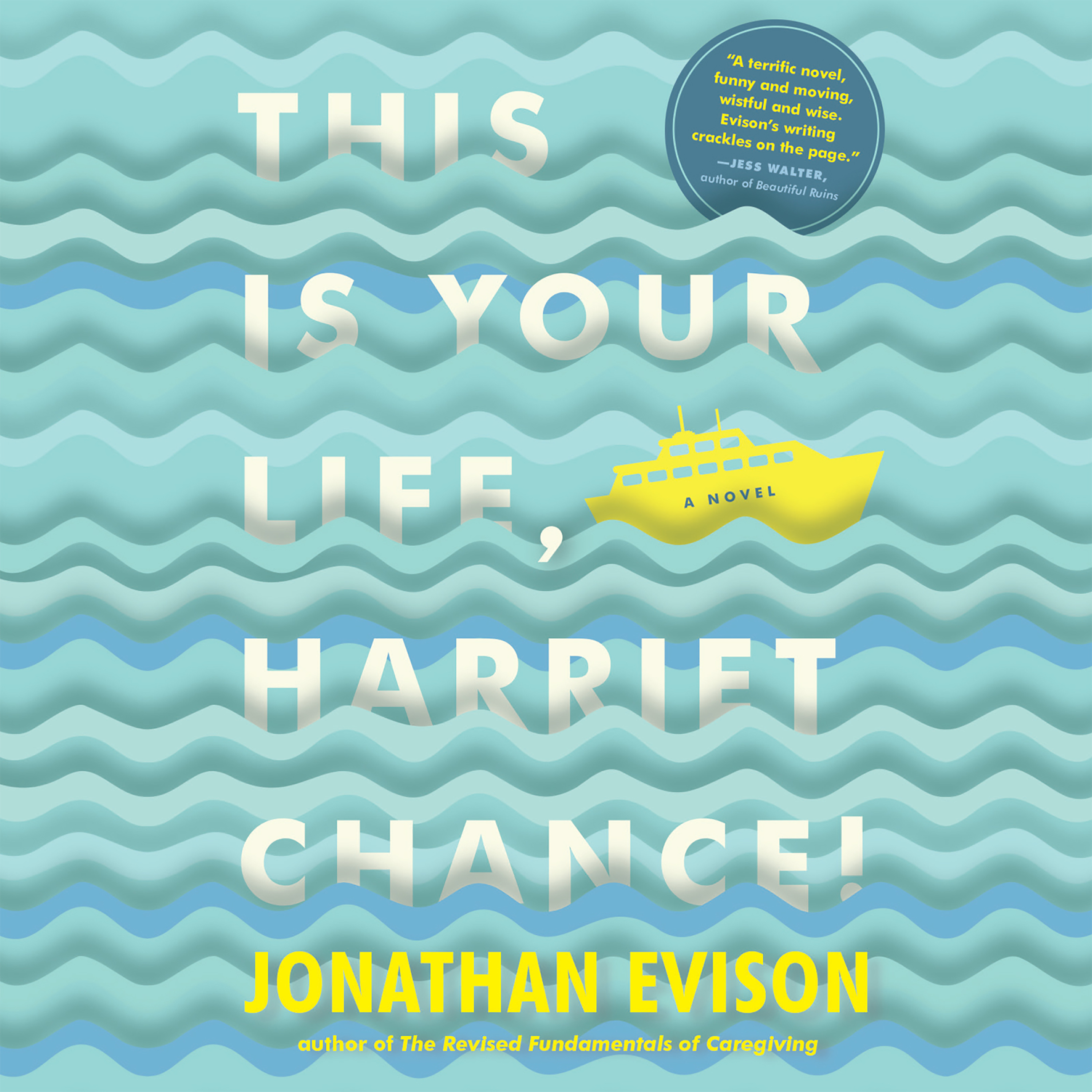 Printable This Is Your Life, Harriet Chance Audiobook Cover Art