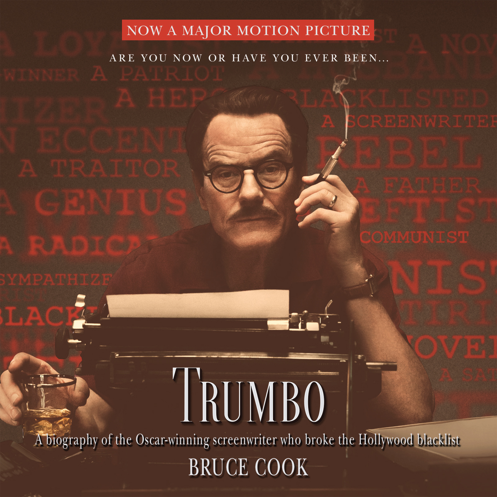 Printable Trumbo: A Biography of the Oscar-winning Screenwriter Who Broke the Hollywood Blacklist Audiobook Cover Art