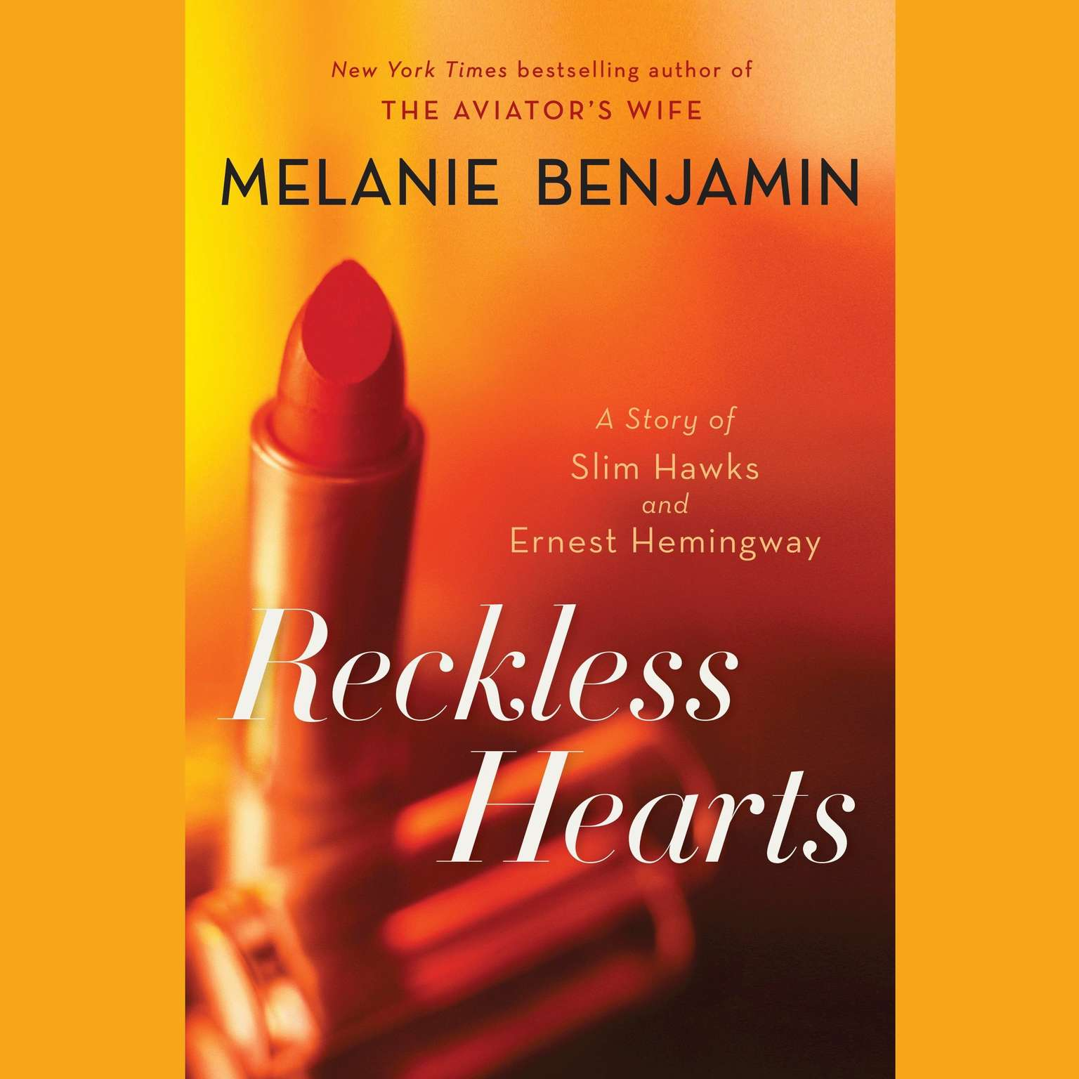 Printable Reckless Hearts (Short Story): A Story of Slim Hawks and Ernest Hemingway Audiobook Cover Art