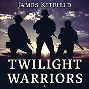 Printable Twilight Warriors: The Soldiers, Spies, and Special Agents Who Are Revolutionizing the American Way of War Audiobook Cover Art