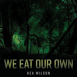 Printable We Eat Our Own: A Novel Audiobook Cover Art