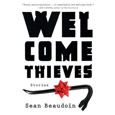 Welcome Thieves Audiobook, by Sean Beaudoin