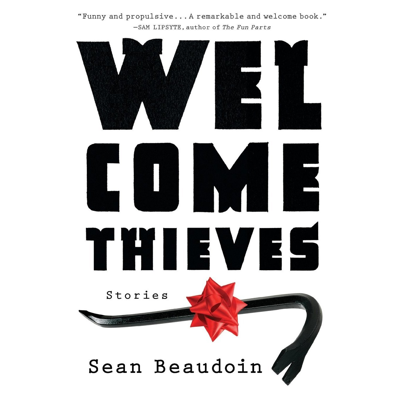 Printable Welcome Thieves Audiobook Cover Art