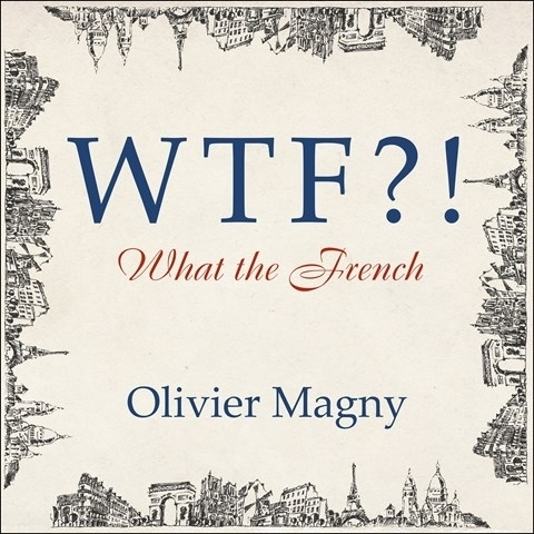 Printable WTF?!: What the French Audiobook Cover Art