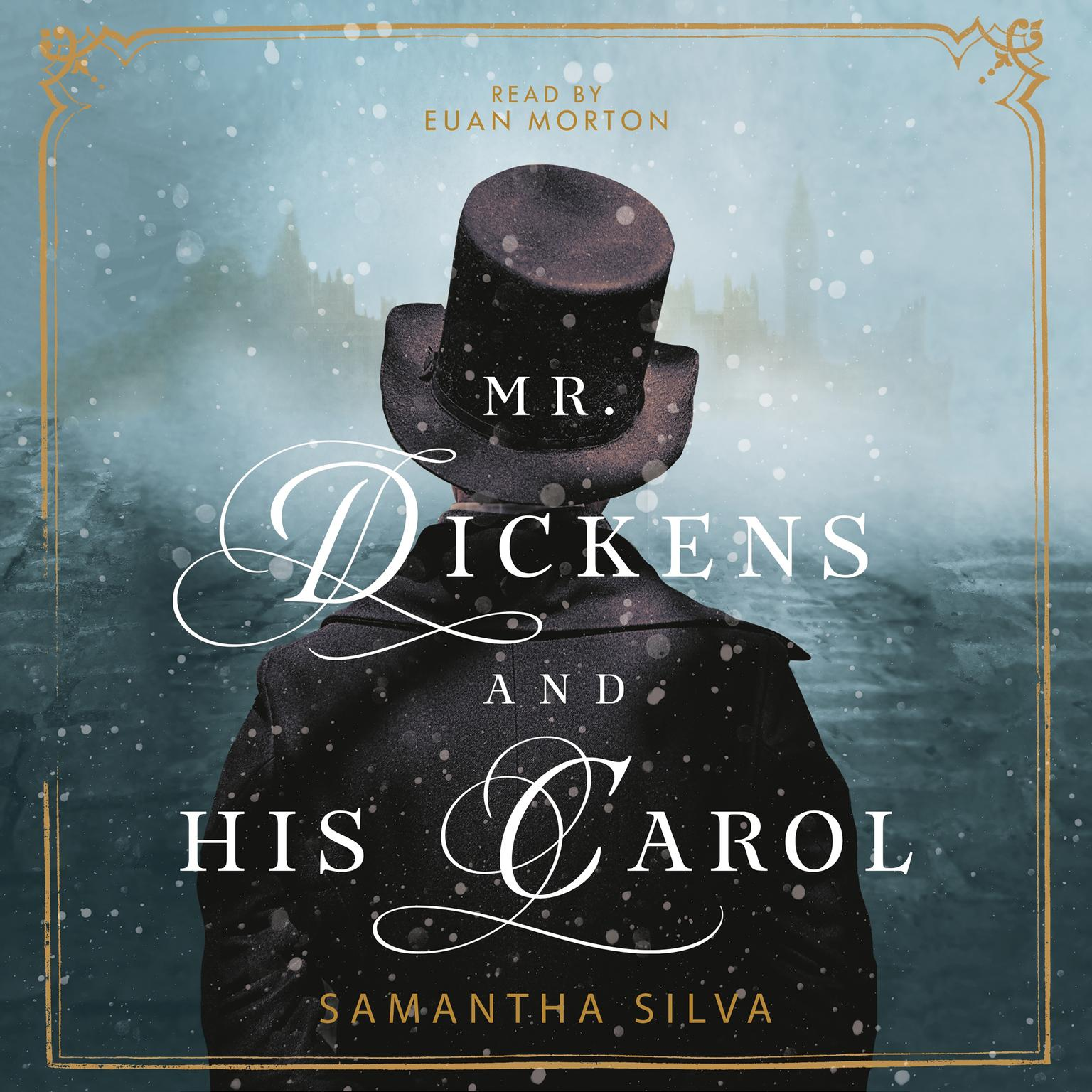 Printable Mr. Dickens and His Carol: A Novel Audiobook Cover Art